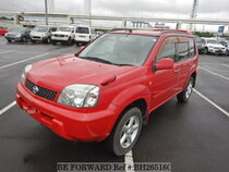 Used 2001 NISSAN X-TRAIL BH265160 for Sale for Sale