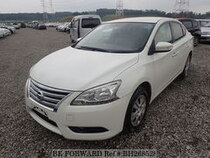 Used 2013 NISSAN SYLPHY BH268528 for Sale for Sale