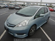 Used 2011 HONDA FIT SHUTTLE HYBRID BH268724 for Sale for Sale