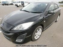 Used 2010 MAZDA AXELA SPORT BH271385 for Sale for Sale