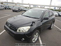 Used 2006 TOYOTA RAV4 BH274009 for Sale for Sale