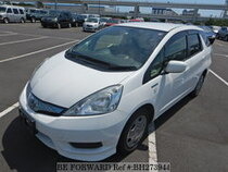 Used 2013 HONDA FIT SHUTTLE HYBRID BH273944 for Sale for Sale