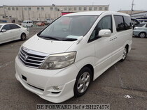 Used 2006 TOYOTA ALPHARD BH274576 for Sale for Sale