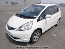 Used 2009 HONDA FIT BH274580 for Sale for Sale
