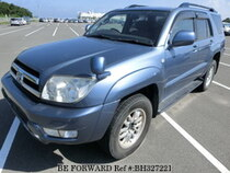 Used 2005 TOYOTA HILUX SURF BH327221 for Sale for Sale