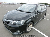 Used 2014 TOYOTA COROLLA FIELDER BH327499 for Sale for Sale