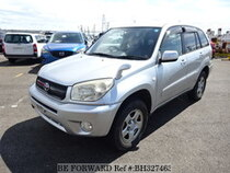 Used 2005 TOYOTA RAV4 BH327463 for Sale for Sale