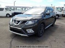 Used 2014 NISSAN X-TRAIL BH327468 for Sale for Sale