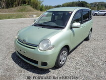 Used 2006 TOYOTA SIENTA BH327686 for Sale for Sale
