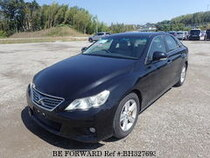 Used 2010 TOYOTA MARK X BH327693 for Sale for Sale