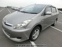Used 2008 TOYOTA WISH BH328116 for Sale for Sale