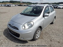 Used 2011 NISSAN MARCH BH328256 for Sale for Sale