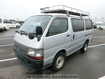 Used 2004 TOYOTA HIACE VAN BH328366 for Sale for Sale