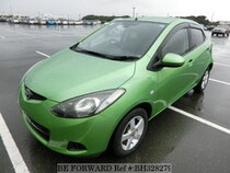 Used 2009 MAZDA DEMIO BH328279 for Sale for Sale