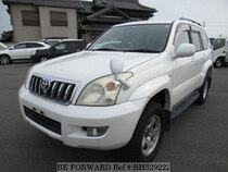Used 2005 TOYOTA LAND CRUISER PRADO BH329222 for Sale for Sale