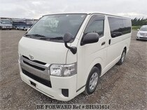 Used 2016 TOYOTA HIACE VAN BH331614 for Sale for Sale