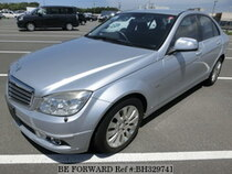 Used 2008 MERCEDES-BENZ C-CLASS BH329741 for Sale for Sale