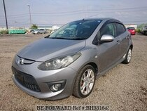Used 2009 MAZDA DEMIO BH331643 for Sale for Sale