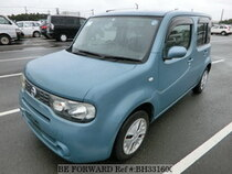 Used 2009 NISSAN CUBE BH331600 for Sale for Sale
