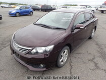 Used 2011 TOYOTA ALLION BH329761 for Sale for Sale
