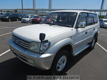 Used 2001 TOYOTA LAND CRUISER PRADO BH329705 for Sale for Sale