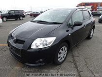 Used 2009 TOYOTA AURIS BH329766 for Sale for Sale
