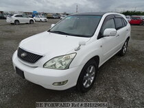 Used 2005 TOYOTA HARRIER BH329684 for Sale for Sale