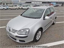 Used 2005 VOLKSWAGEN GOLF BH329567 for Sale for Sale
