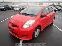 Used 2008 TOYOTA VITZ BH329726 for Sale for Sale