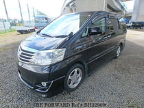 Used 2007 TOYOTA ALPHARD BH329696 for Sale for Sale