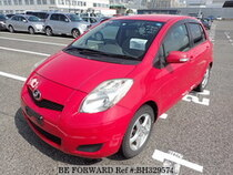 Used 2009 TOYOTA VITZ BH329574 for Sale for Sale