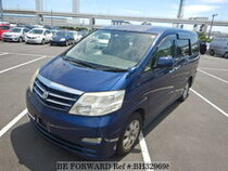 Used 2006 TOYOTA ALPHARD BH329698 for Sale for Sale
