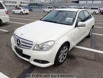 Used 2012 MERCEDES-BENZ C-CLASS BH329577 for Sale for Sale