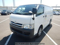 Used 2010 TOYOTA HIACE VAN BH329704 for Sale for Sale