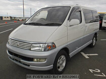 Used 1997 TOYOTA REGIUS WAGON BH329651 for Sale for Sale
