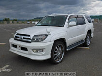 Used 2002 TOYOTA HILUX SURF BH329632 for Sale for Sale