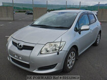 Used 2007 TOYOTA AURIS BH329616 for Sale for Sale