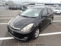 Used 2007 TOYOTA WISH BH329558 for Sale for Sale