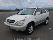 Used 2001 TOYOTA HARRIER BH329667 for Sale for Sale