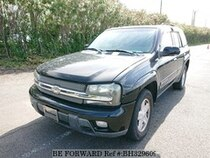 Used 2003 CHEVROLET TRAILBLAZER BH329609 for Sale for Sale