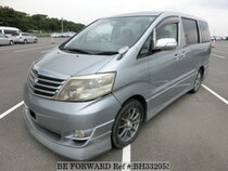 Used 2005 TOYOTA ALPHARD BH332053 for Sale for Sale