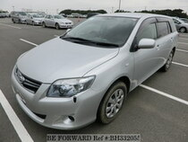 Used 2009 TOYOTA COROLLA FIELDER BH332055 for Sale for Sale