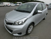 Used 2012 TOYOTA VITZ BH332056 for Sale for Sale