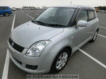 Used 2010 SUZUKI SWIFT BH332060 for Sale for Sale
