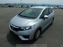 Used 2016 HONDA FIT BH332109 for Sale for Sale
