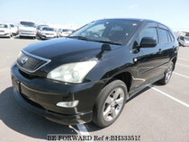 Used 2004 TOYOTA HARRIER BH333515 for Sale for Sale