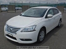 Used 2013 NISSAN SYLPHY BH333467 for Sale for Sale