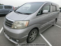 Used 2005 TOYOTA ALPHARD BH333480 for Sale for Sale