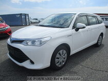 Used 2015 TOYOTA COROLLA FIELDER BH333358 for Sale for Sale