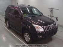 Used 2005 TOYOTA LAND CRUISER PRADO BH333528 for Sale for Sale